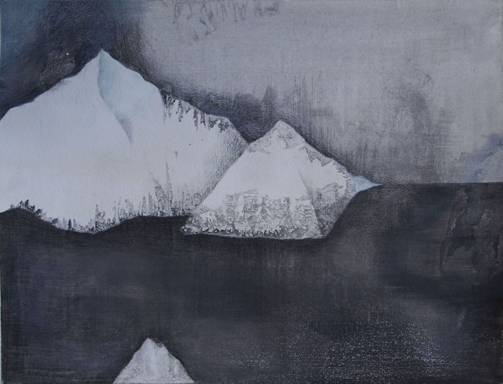 The mountains-Snowy