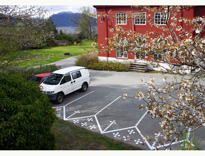 parkeerplaatsmessen